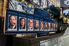 Cannes ekranowy festiwal 2017 Obraz Stock