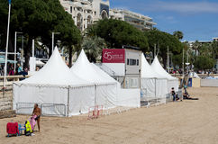 Cannes film festival 65th edition 2012 Stock Image
