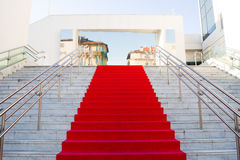 Cannes film festival 2017 Stock Images