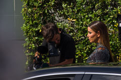 Cannes film festival 2017 Stock Photo