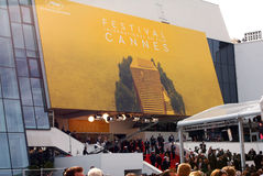 Cannes Film Festival 2016 Royalty Free Stock Image