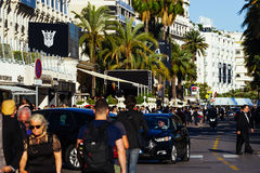 Cannes-Filmfestival 2017 Lizenzfreie Stockbilder