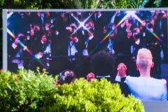 Cannes-Filmfestival 2017 Lizenzfreie Stockfotografie