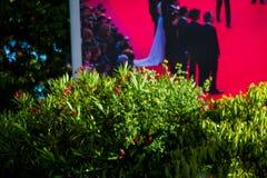 Cannes-Filmfestival 2017 Stockbild