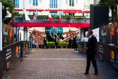 Cannes-Filmfestival 2017 Stockfotografie