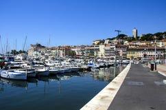 Cannes, France imagem de stock