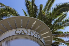Cannes in France Stock Photos