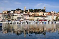 Cannes, Franch la Riviera Image libre de droits