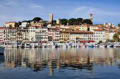 Cannes, Franch Riviera Royalty Free Stock Image