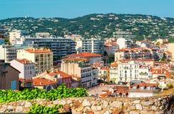Cannes, Frankrijk stock foto
