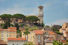 Cannes Frankrike Arkivfoton