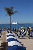 Cannes - franska Riviera - söder av Frankrike Royaltyfria Bilder