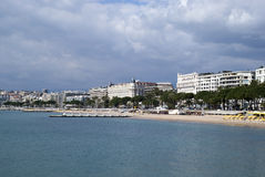 Cannes, French Riviera Stock Images