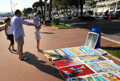 Cannes - The French Riviera Stock Photos