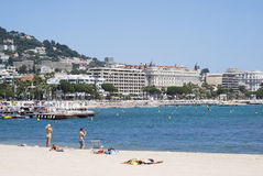 Cannes, French Riviera Royalty Free Stock Photos