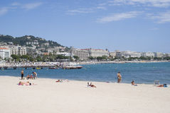 Cannes, French Riviera royalty free stock photography