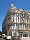 Cannes - hotel Imagem de Stock