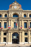 Cannes - Hotel de Ville Royalty Free Stock Photography