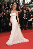 Cannes jury, Uma Thurman Royaltyfria Foton