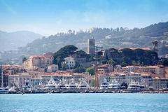 Cannes old town Stock Photos