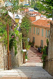 Cannes - Old town Royalty Free Stock Photo