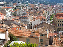 Cannes - Old town Stock Photography