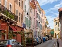 Cannes - Old town Royalty Free Stock Image