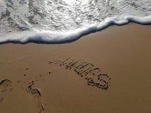 Cannes plaża fotografia stock