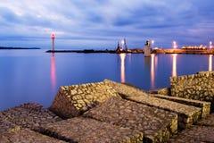 cannes port Royaltyfri Foto