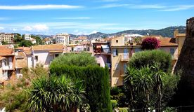 Cannes view Stock Images