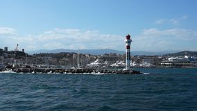 Cannes - view from sea