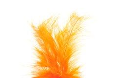 Cannette d'orange de décoration de Noël Photos libres de droits