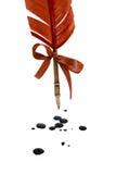 Cannette de clavette Photo libre de droits