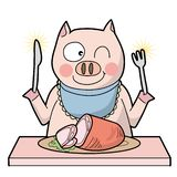 Cannibalism - Pig - Smile type