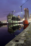 Canning Dock Royalty Free Stock Photo