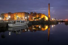 Canning Dock royalty free stock images