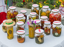 Canning home Royalty Free Stock Photography