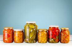 Canning Royalty Free Stock Photos