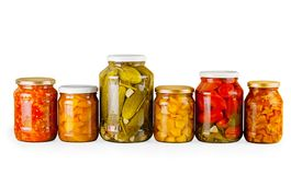 Canning Royalty Free Stock Photo