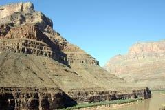 Cannion grande, o Arizona Fotos de Stock