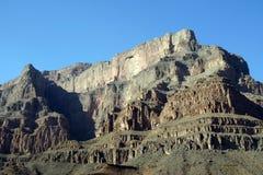 Cannion grande, o Arizona Fotografia de Stock