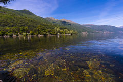 Cannobio - Lago Maggiore, Verbania, Piemont, Italy Royalty Free Stock Photos