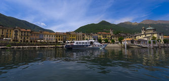 Cannobio - Lago Maggiore, Verbania, Piemont, Italy Stock Photo