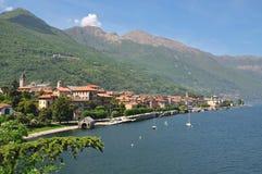 Cannobio,Lake Maggiore,Lago Maggiore,Italy Stock Images