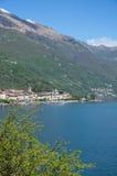 Cannobio,Lake Maggiore,Lago Maggiore,Italy Royalty Free Stock Photography