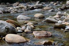 Cannobio rzeka Zdjęcie Stock