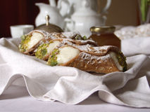 Cannoli Royalty Free Stock Image