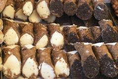 Cannoli Royalty Free Stock Photos