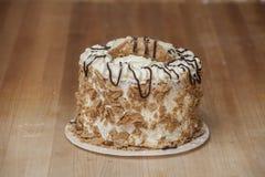 Cannoli cake Stock Photography