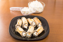Cannoli Stock Images